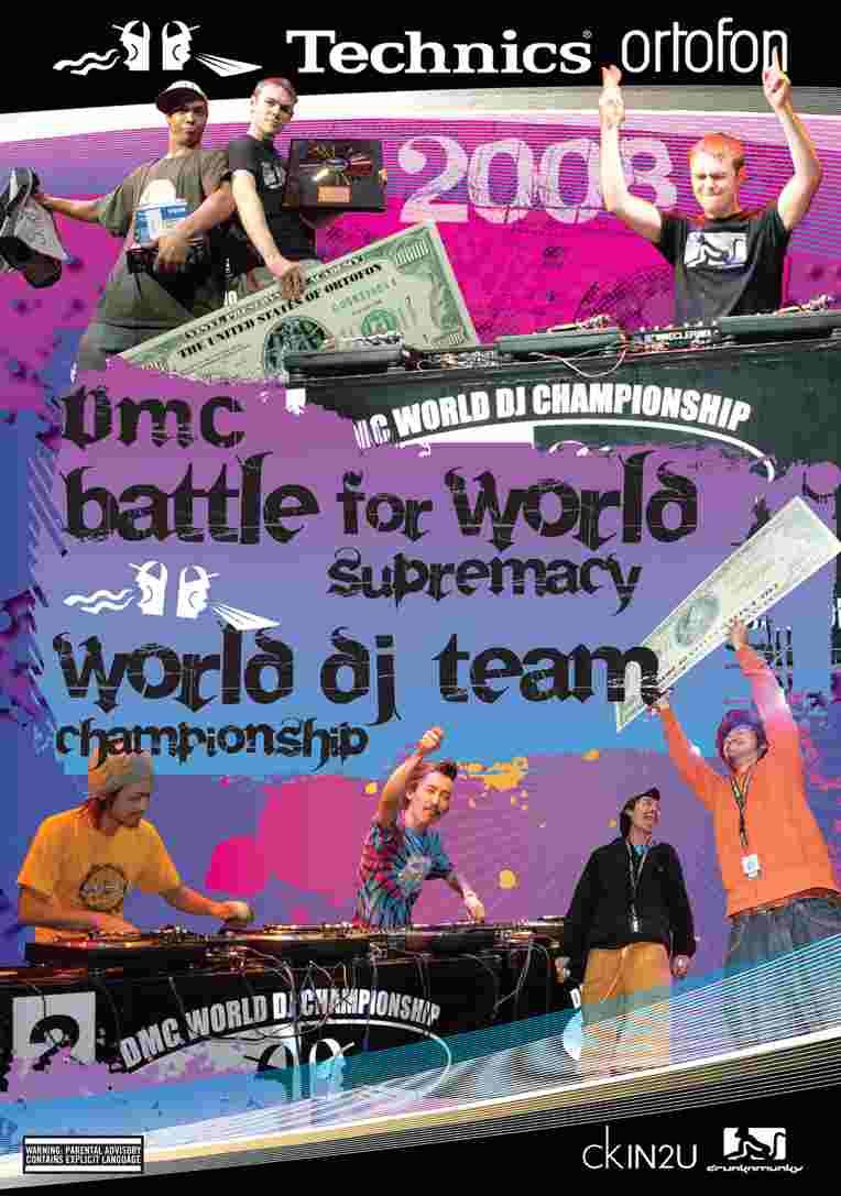 2008 DMC Battle for World Supremacy & Teams