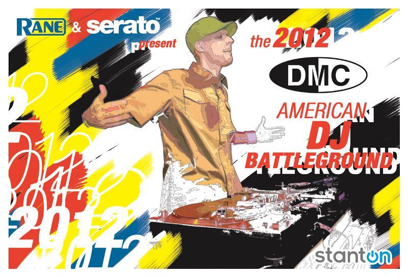2012 DMC USA National Flyer