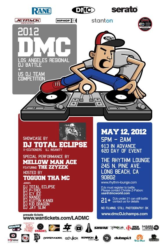 May 12 DMC LA + USA Teams