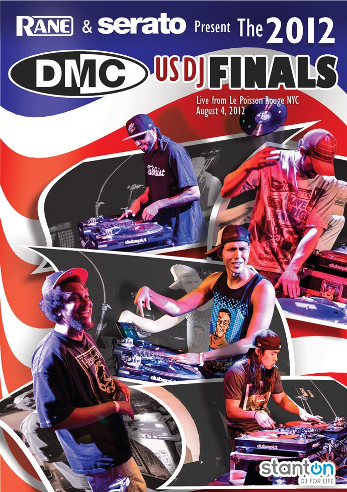 2012 DMC US Finals DVD! Live from LPR