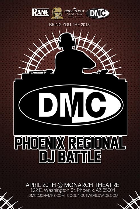 DMC Phoenix April 20