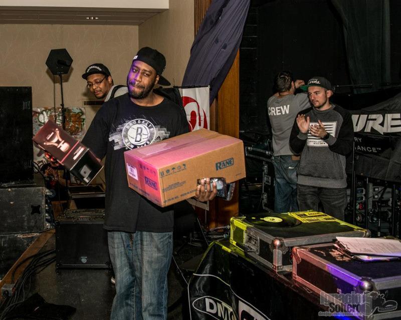DJ Esquire Champion DMC Hartford