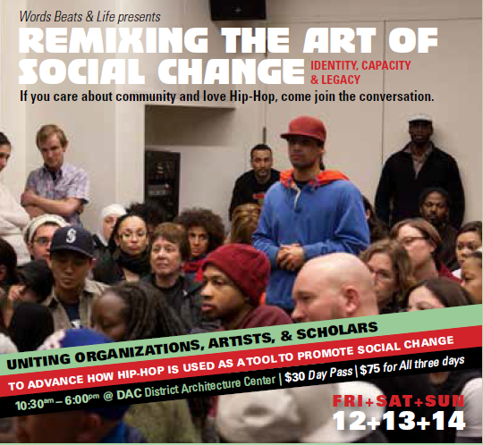 Remixing the Art of Social Change