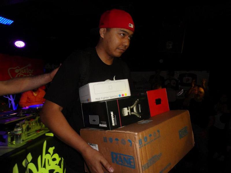 DJ Traps wins DMC San Francisco!