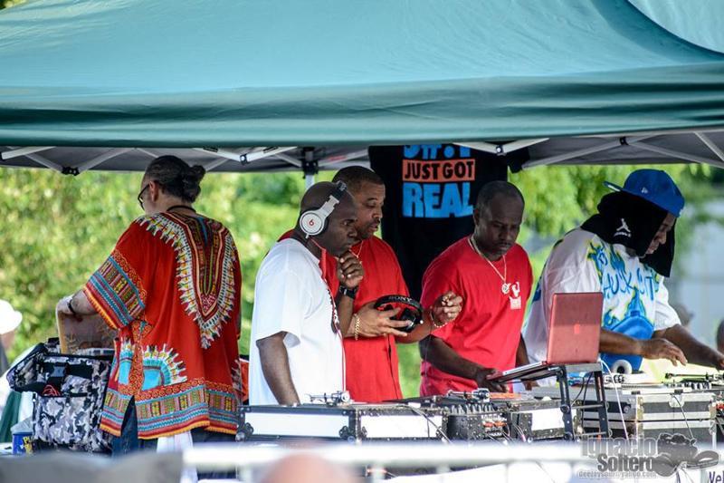 July 18 Crotona Park Jams!