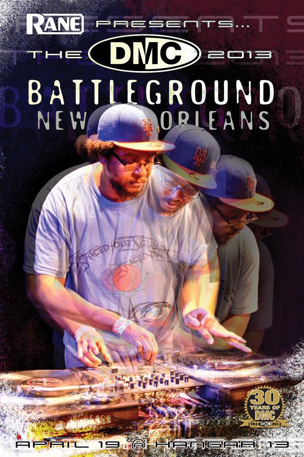 DMC New Orleans - April 19