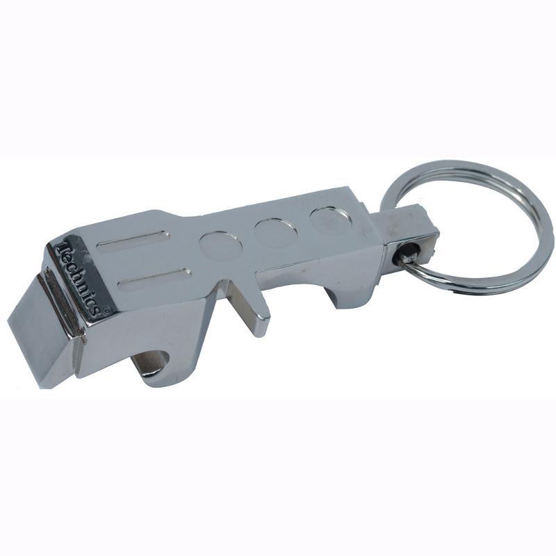 Techincs Headshell Bottle Opener Keyrings