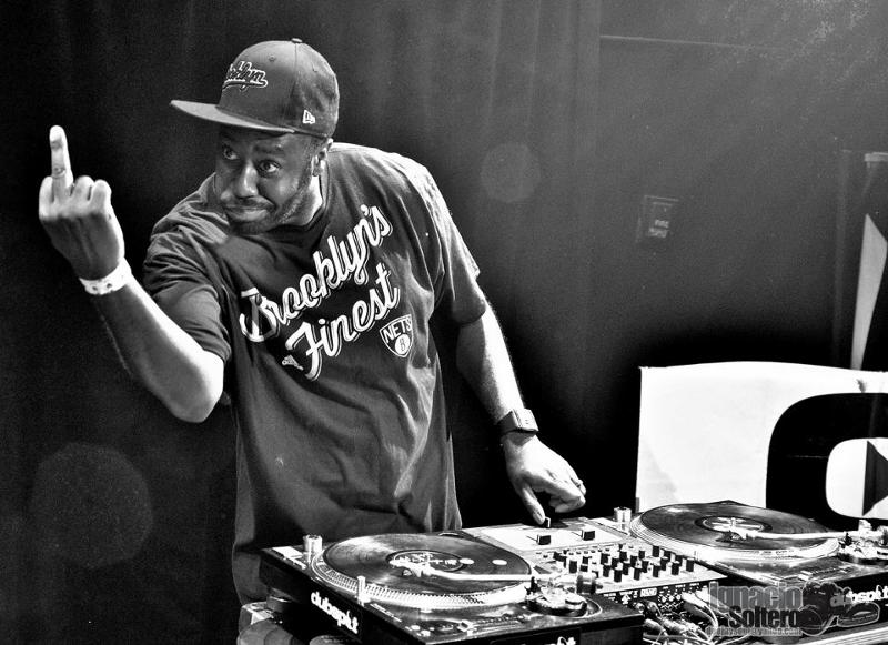 DJ Esquire: 2012 DMC US Supremacy Champ - Photo by Ignacio Soltero
