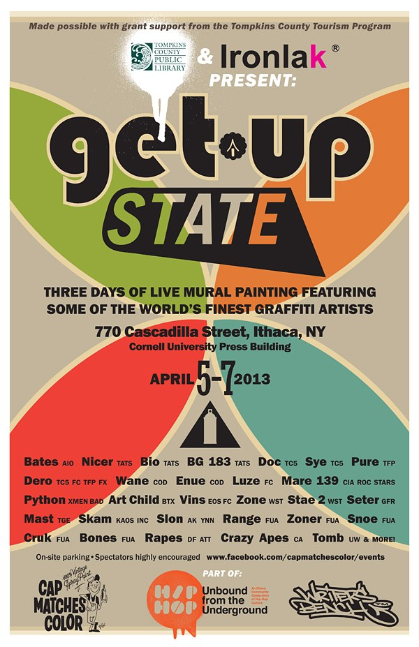 GET UP STATE APRIL 4-7