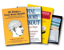Total Brain Health Books