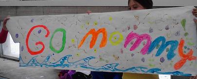 Go Mommy Banner