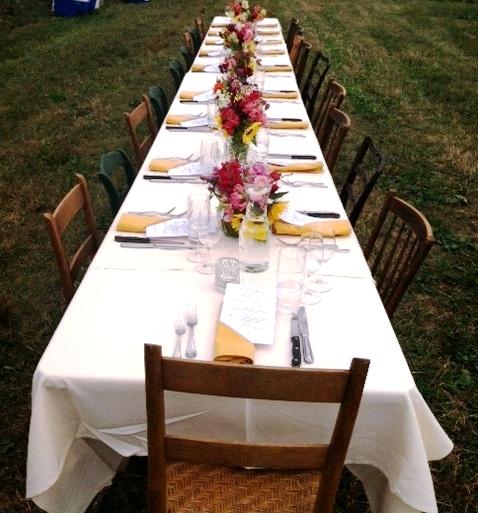 The Vineyard Table