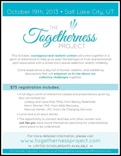 Togetherness Project conf flyer