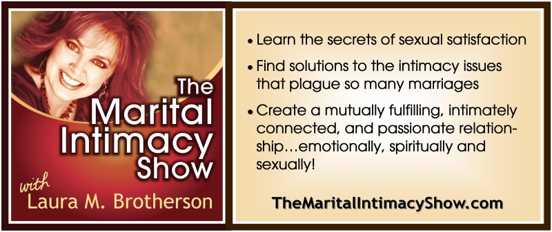 The Marital Intimacy Show banner