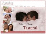 Simply Sweet Marriage website