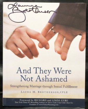 Book -- And They Were Not Ashamed