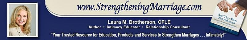 Straight Talk about Strengthening Marriage newsletter banner