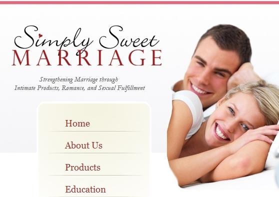 SimplySweetMarriage.com logo