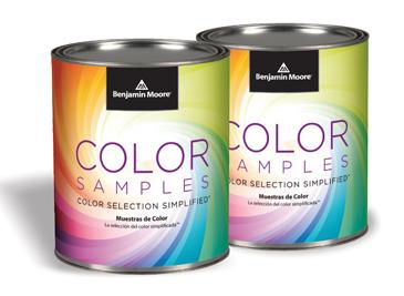 Color Sample Pints