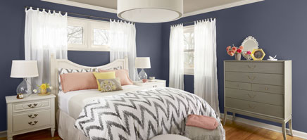 2013 Color Trends Bedroom