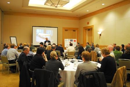 BR+E Seminar Delegates