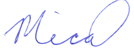 Signature - First Name