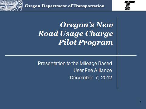 Oregon Slide 1