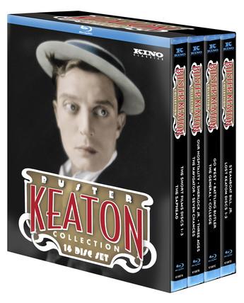 Ultimate Keaton box