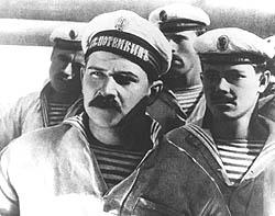 The revolting sailors