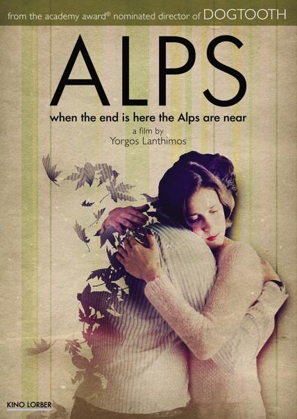 Alps DVD cover art