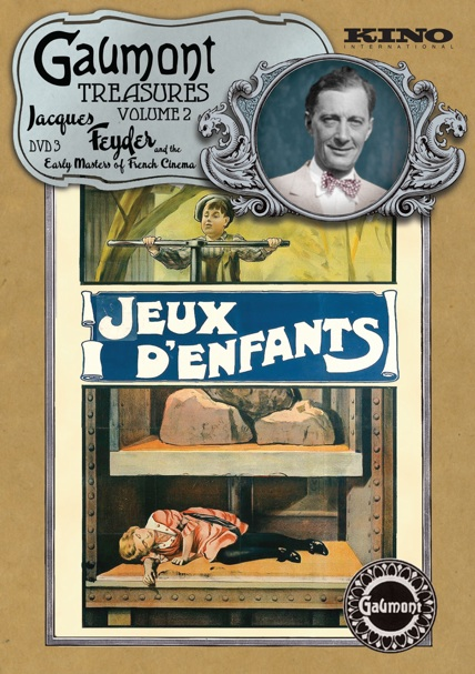 DVD 3: Jacques Feyder cover art