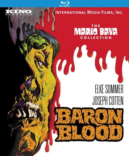 Baron Blood Blu-ray