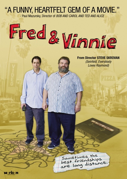 Fred and Vinnie DVD cover art