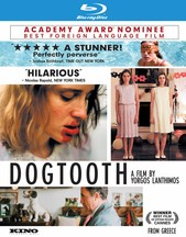 Dogtooth Blu-ray