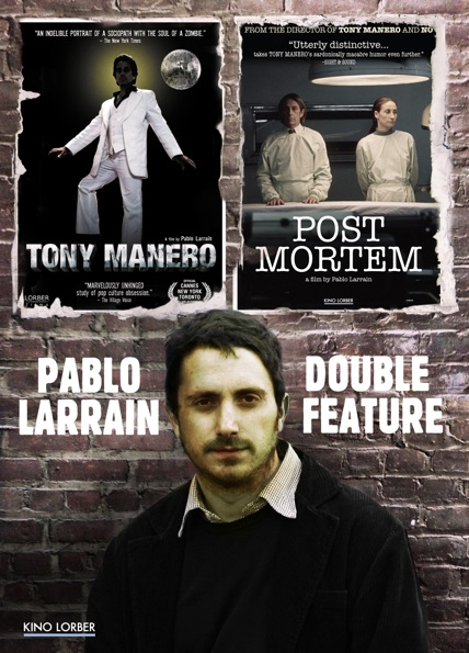 Pablo Larrain set