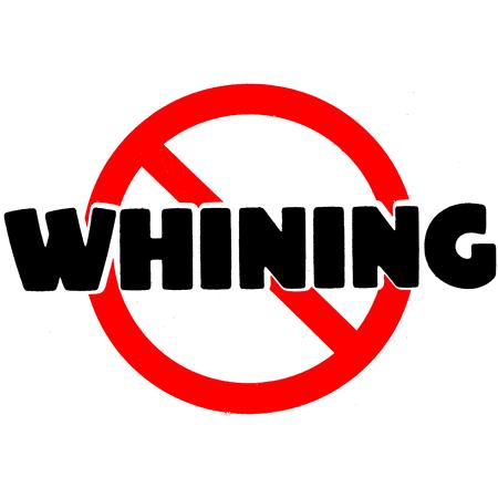 No whine jpg