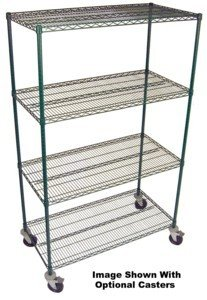 Dry Storage Shelving
