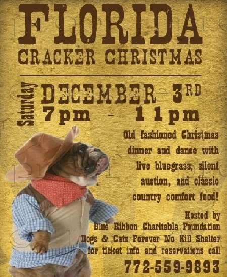 florida cracker christmas