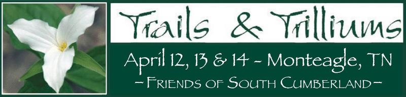 Trails & Trilliums Banner