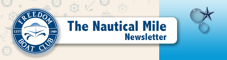 Nautical Mile Newsletter Header