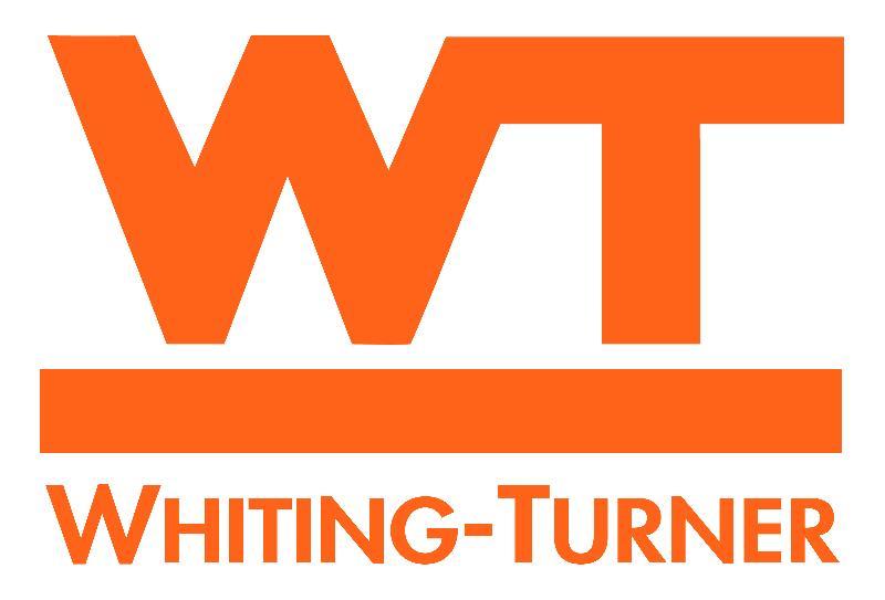 Whiting-Turner orange logo