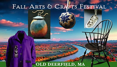 Cultural road trip to sturbridge fall for the arts and more for Old deerfield craft fair