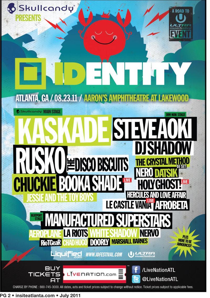 Identity Tour