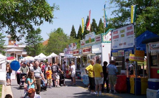 Jonquil Festival Photo