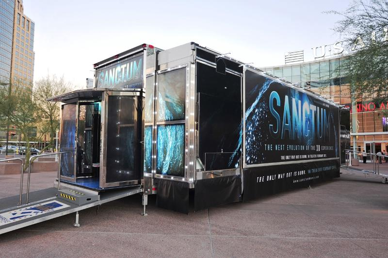 Sanctum Truck