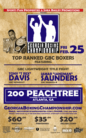 Georgia Boxing