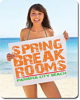Spring Break Girl
