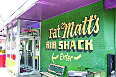 Fat Matt's