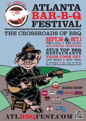 Atlanta BBQ Festival