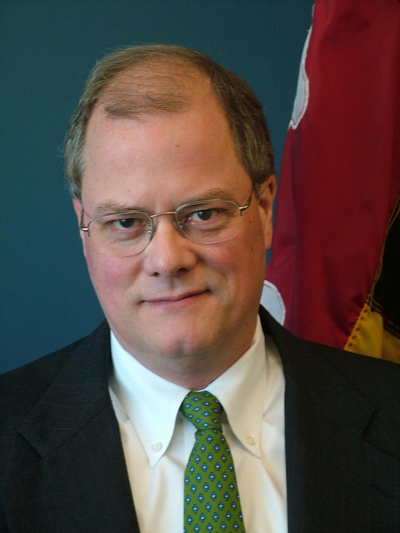 Secretary Robert M. Summers